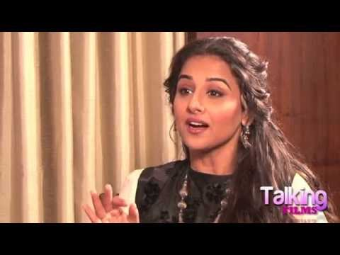 Vidya Balan Exclusive Interview On Bobby Jasoos Part 1