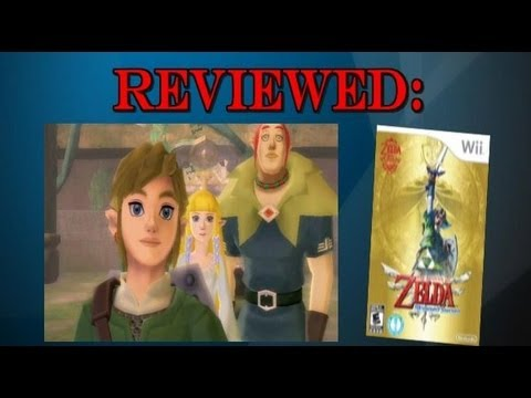 Reviewed: The Legend of Zelda Skyward Sword (HD)
