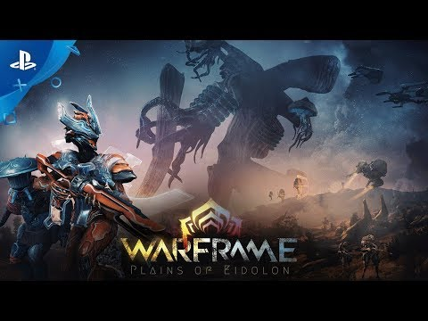 Warframe - Plains of Eidolon Coming Soon Trailer | PS4
