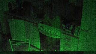 Ghost caught on tape (realy angry ghost, don't watch if easy scared)