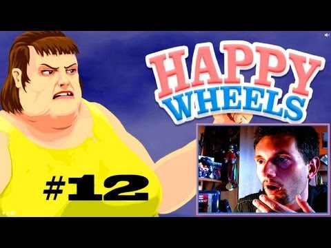 Happy Wheels #12 Duplodupa! (Roj-Playing Games!)