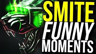 I'M LOSING MY MIND! (Smite Funny Moments)