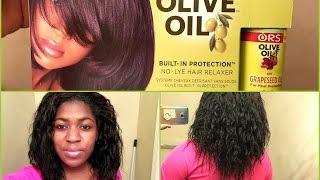 ORS Olive Oil Relaxer December 2016