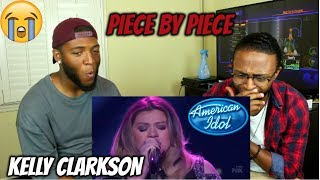 Download Lagu Kelly Clarkson - Piece By Piece (American Idol The Farewell Season) (REACTION) Gratis STAFABAND