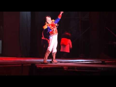 El asombroso musical de zamba ven a t cnopolis 2013 for El asombroso espectaculo zamba