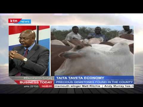 Business Today 30th March 2016 Part 1 Taita Taveta Economy