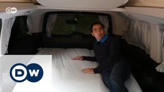 Marco Polo activity: The Mercedes camper van | Drive it!