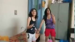 Girls hostel masti   hot college girls