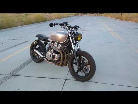 Custom Honda CB750 Nighthawk