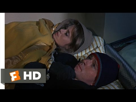 Barefoot In The Park (5/9) Movie CLIP - Cold First Night (1967) HD