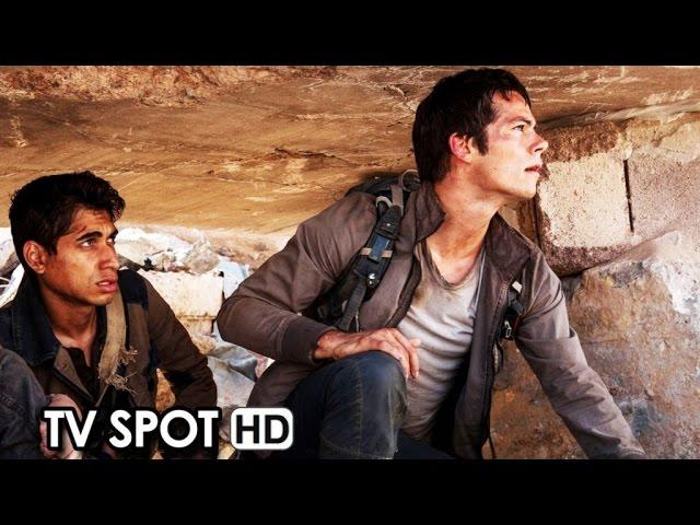 Maze Runner: The Scorch Trials TV Spot 'Next Chapter' (2015) - Dylan O'Brien HD