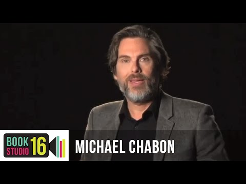 Michael Chabon discusses his novel TELEGRAPH AVENUE