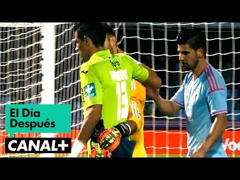 La reciente convocatoria de Nolito con la selección lo convertía en protagonista del partido, pero no tuvo su día. En frente, Roberto, sufriendo y lesionado, frenó la racha goleadora del...