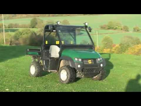 Farmers Weekly buggy test
