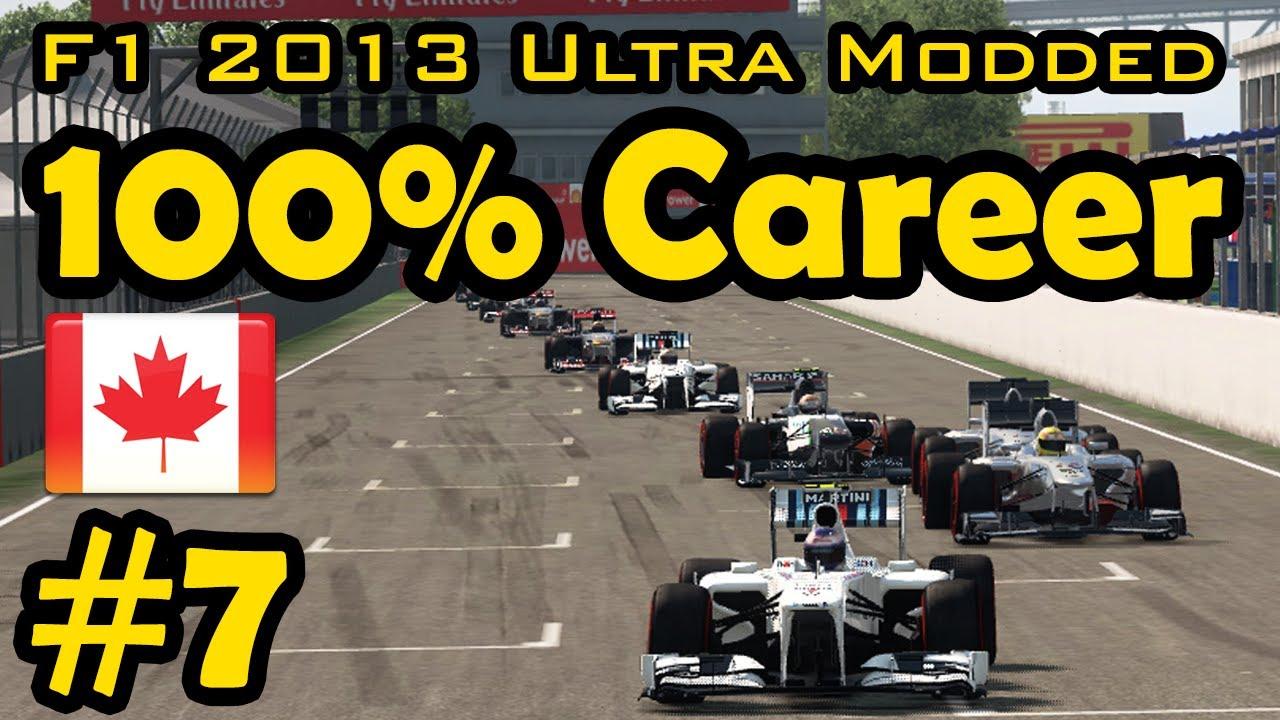 F1 2013 100% Race Ultra-Mod