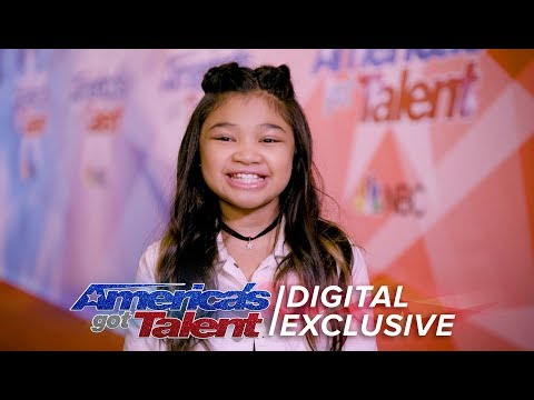 Season 12 Runner Up Angelica Hale Sends A Warm Thanks To Her Fans - America's Got Talent 2017