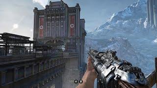 DARING ESCAPE from Castle Wolfenstein ! Cool WW2 FPS Game Wolfenstein The Old Blood