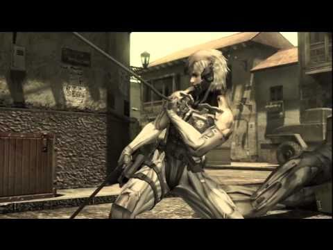 Metal Gear Solid 4 (ita) Parte 19 Hd - Raiden Vs Vamp video