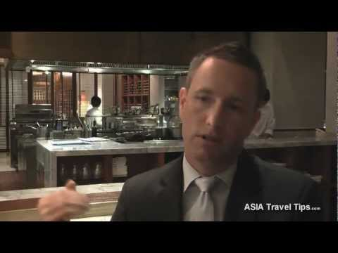 World Gourmet Festival 2012 @ Four Seasons Bangkok Interview – HD Video