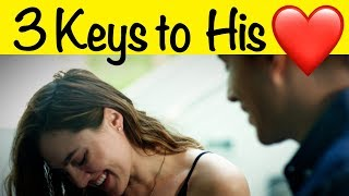 3 Ways to Sneak Past His Defenses & Into His Heart 💕 (+ FREE Guide) (Matthew Hussey, Get The Guy)