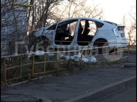 Ночные воры разобрали «Тойоту Приус» жителя Хабаровска.MestoproTV