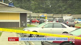 Kent shooting leaves 2 dead
