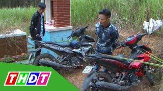 Thuê ô tô lên Đà Lạt trộm 3 xe máy trong 1 ngày | THDT
