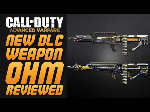 Call of Duty: Advanced Warfare - BRAND NEW WEAPON