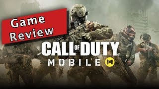 Call Of Duty Mobile Review With Gameplay Hindi