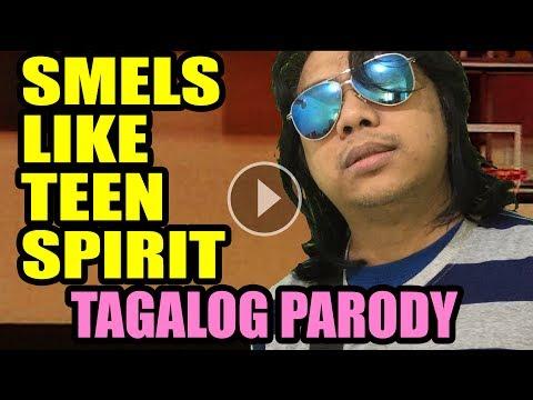 SMELLS LIKE TEEN SPIRIT TAGALOG PARODY BY SIR REX KANTATERO (BAHAY KUBO) by Sir Rex