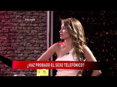Sabrina Sosa y el sexo por webcam en #tocshow