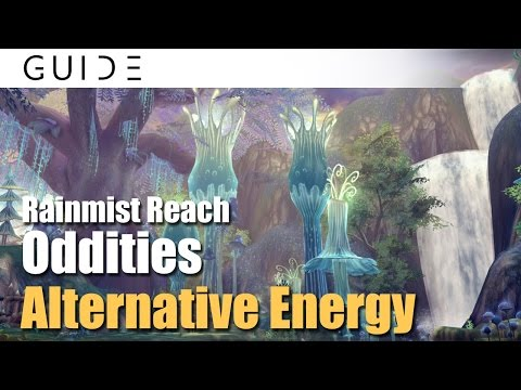 [Guide] Aura Kingdom Oddities Achievements - Alternative Energy in Rainmist Reach [HD]
