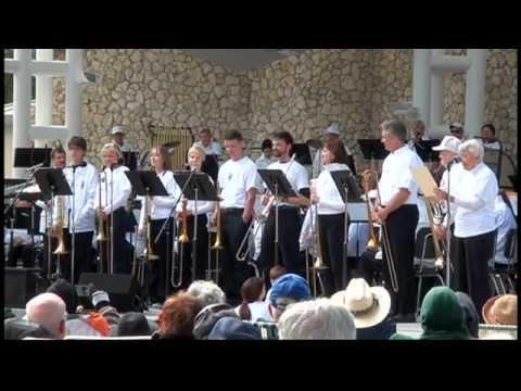 Hallelujah Trombone , by Henry Fillmore/ edited by Loras Schissel