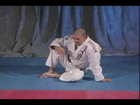 BJJ Half Guard Drills by Rigan Machado Image 1