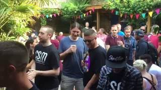 Community Skratch BBQ #9 [part 2] - Chile , Fidel Cutstro