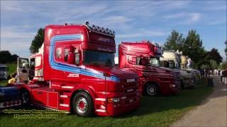 Best of Scania V8 Torpedo ViDeO MiX Compilation - Truckmeeting Lopik 2016
