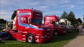 Best of Scania V8 Torpedo ViDeO MiX Compilation - Truckmeeting Lopik 2016