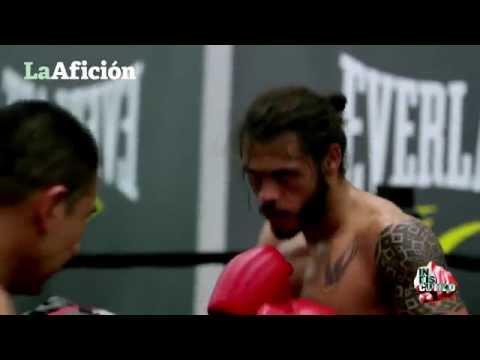 UFC 180: MARCO 'PSYCHO' BELTRÁN VS 'CHITO' VERA