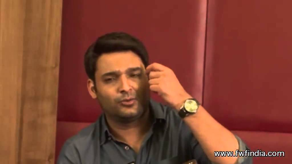 Comedy Nights With Kapil Set Set of Comedy Nights With