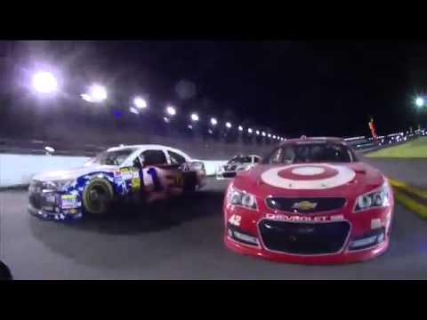 Dale Earnhardt Jr. 2013 Coke Zero 400 onboard Daytona, FL (Parte 3)