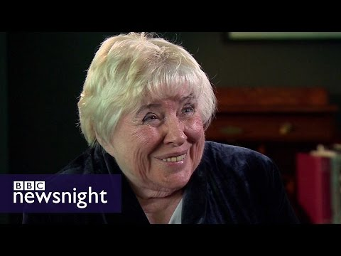 Fay Weldon: what her generation of feminists got wrong - BBC Newsnight