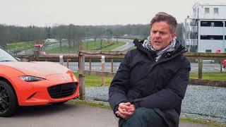 Mazda MX-5 30th Anniversary: Q&A with Darren Heath