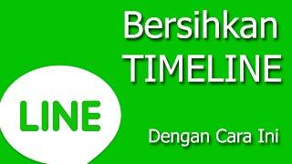 download lagu Tips Cara Mudah Membersihkan Timeline Line gratis
