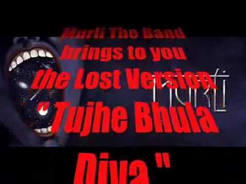 Tujhe Bhula Diya (sara) NEW LYRICS By sara - The Band - YouTube...