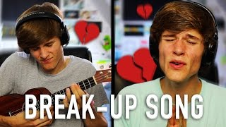 Een break-up song (over de zomervakantie)