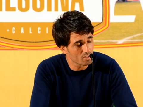 Conferenza stampa post Messina - Lupa Roma