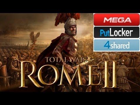 Descargar Total War Rome 2 Full Español [MEGA][PutLocker][4Shared]