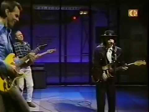 Stevie Ray Vaughan - Wall Of Denial