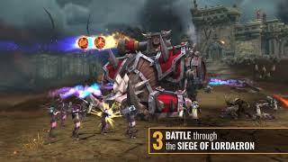 World of Warcraft: Battle for Azeroth - Class Trials tanıtım videosu