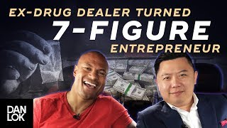 How This Ex-Drug Dealer Started From Nothing To Build A 7-Figure Business